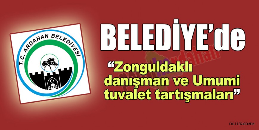 CHP'li belediyede Zonguldaklı danışman ve tuvalet tartışmaları