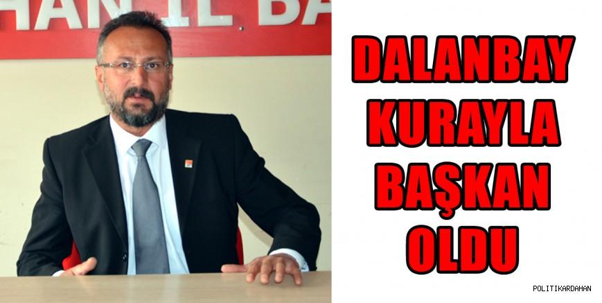İl Genel Meclisinin yeni başkanı Dalanbay oldu