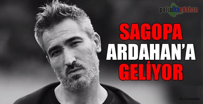 Sagopa Ardahan'a geliyor